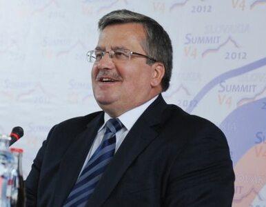 Palikot: myślałem, że Komorowski beszta Ukrainę, bo dogadał się z...