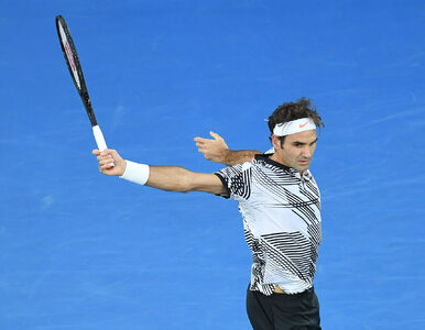 Nieprawdopodobny wyczyn Federera! Wygrał Australian Open i wywalczył 18....