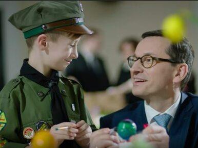 Para prezydencka i premier Morawiecki złożyli Polakom wielkanocne życzenia