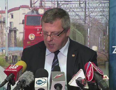"""Pogotowie strajkowe na kolei. """"Koleją rządzą tylko tabelki w exelu"""""""