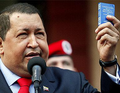 """Chavez zasmakował we władzy. """"Chcę rządzić jeszcze 19 lat"""""""