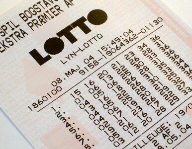 Padła najwyższa wygrana w historii Lotto - 35 mln zł