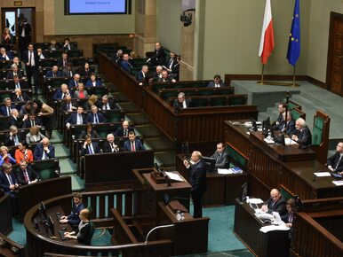 Sondaż: PiS z 37 proc. poparcia. Nowoczesna balansuje na granicy progu...