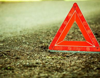 Potrącenie rowerzystki w Mielcu. Do sieci trafiło nagranie