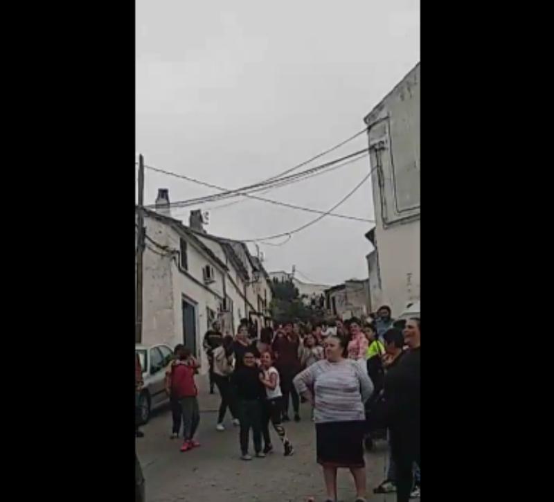 Fiesta w Beas de Segura