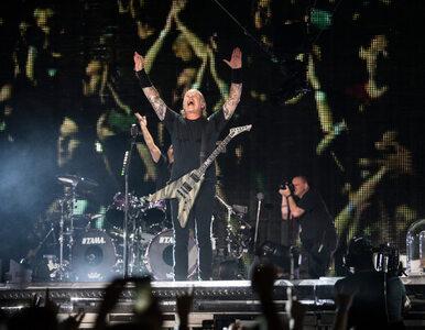 Fenomenalny koncert pełen wzruszeń. Metallica w doskonałej formie na...