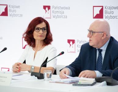 Wyniki wyborów 2020. Konferencja PKW – relacja na żywo