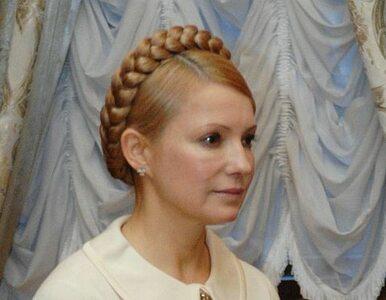 """Tymoszenko opuści więzienie? """"Niewykluczone"""""""