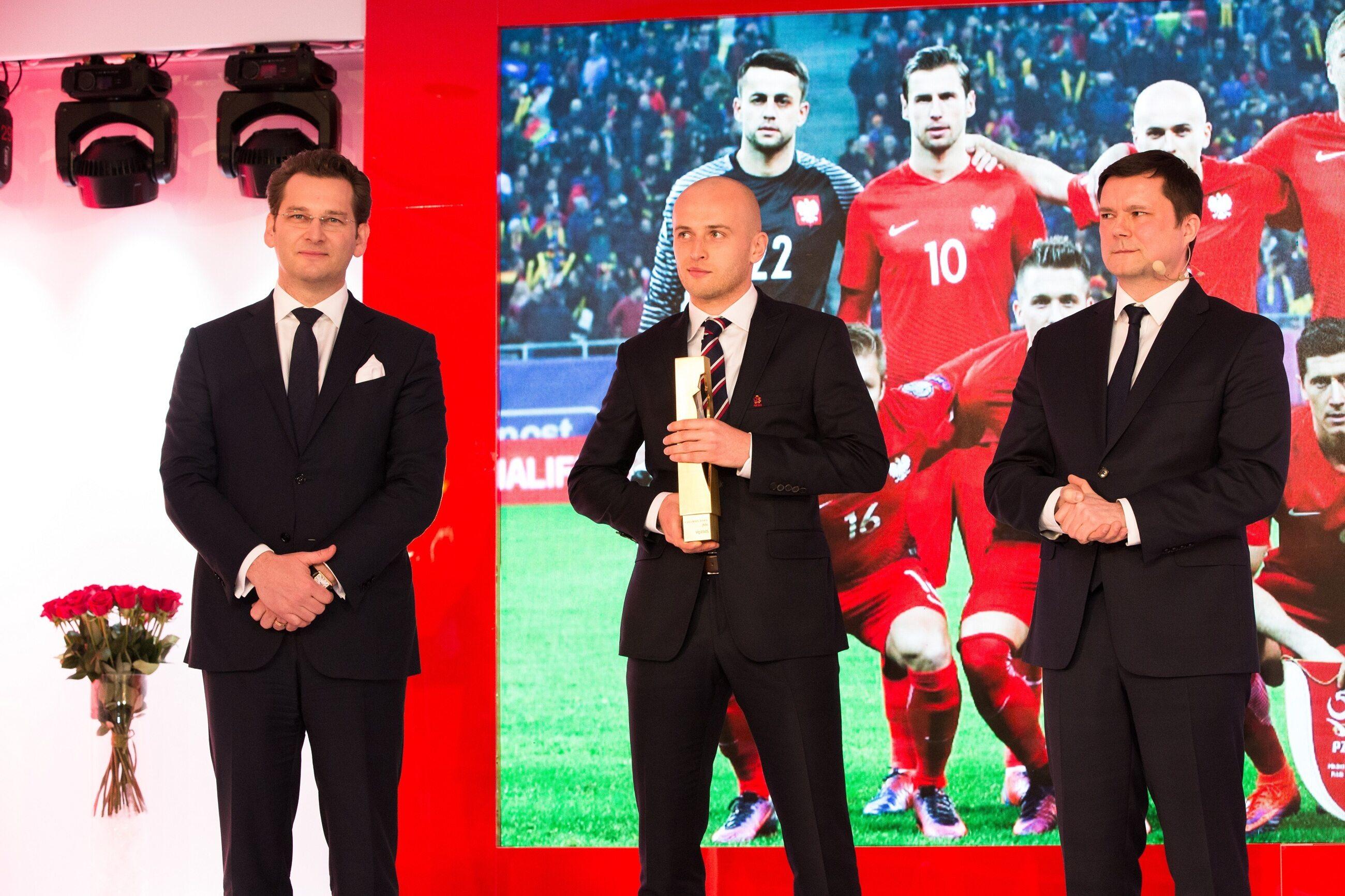 Michał M. Lisiecki, Michał Pazdan, Jacek Pochłopień