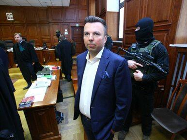 Marek Falenta skazany, ale nie trafi za kratki
