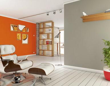 Kreacje Dekoral Fashion: Letni salon w kolorze soczystej pomarańczy
