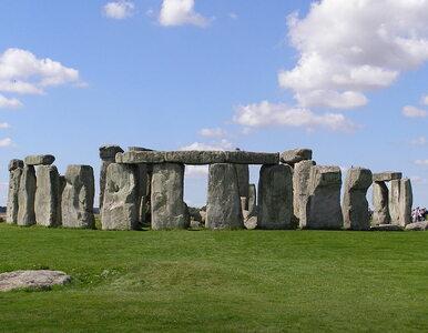 Skąd pochodzą ludzie, którzy zbudowali Stonhenge? Znamy wyniki badań DNA