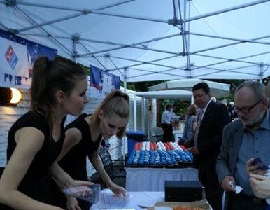 Obchody Dnia Niepodległości z udziałem Dominos Pizza