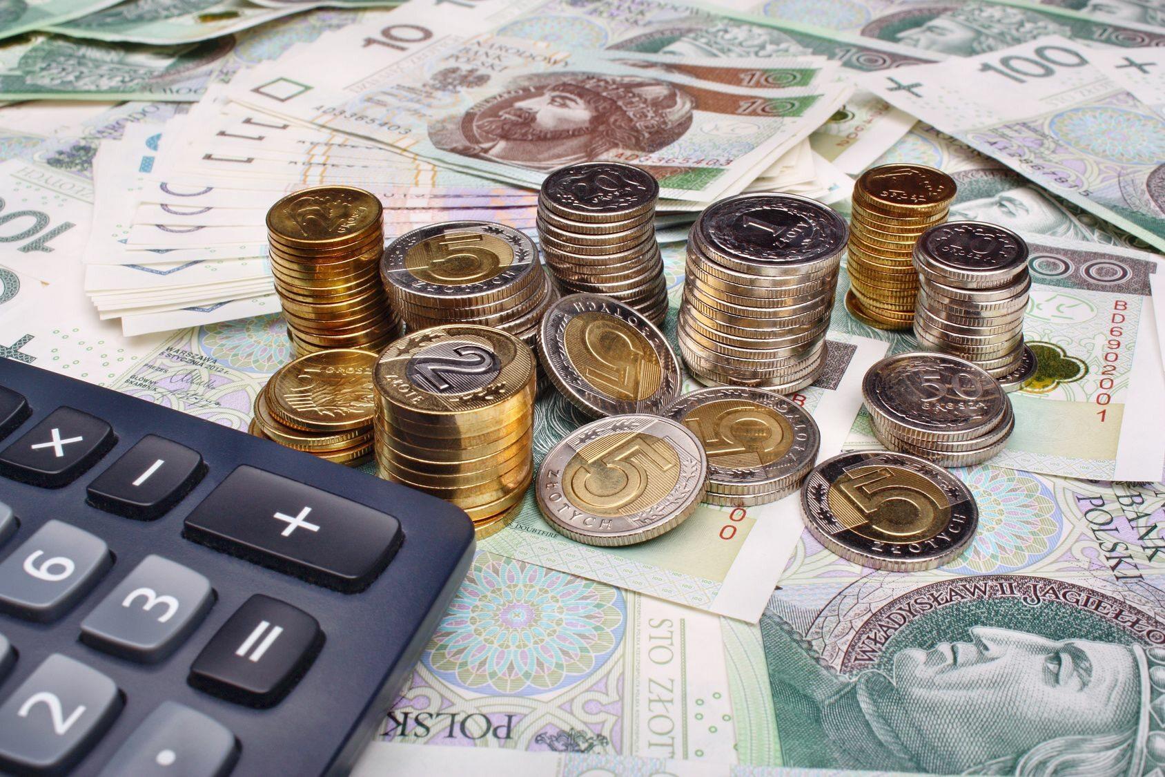 Pieniądze, oszczędności