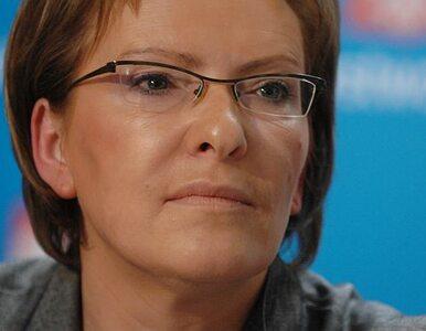 Kopacz: Rząd będzie walczył, by Polacy nie płacili więcej za energię
