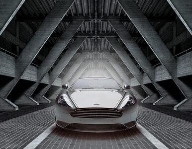 Specjalna wersja Aston Martina DB9. Samochód jak dla Jamesa Bonda