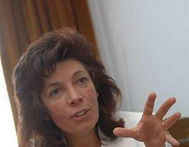 Nelli Rokita: po wyborach mąż wróci do polityki