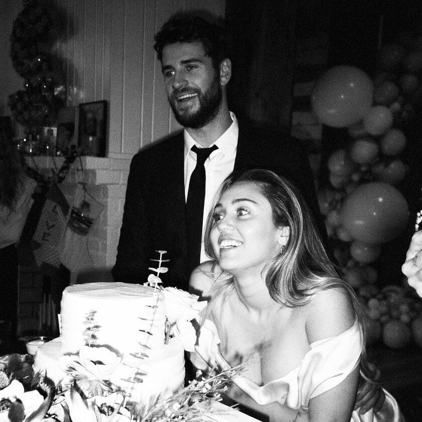 Ślub Miley Cyrus i Liama Hemswortha