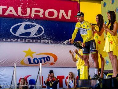 Wielki powrót Sagana. Słowak wygrywa pierwszy etap 74. Tour De Pologne