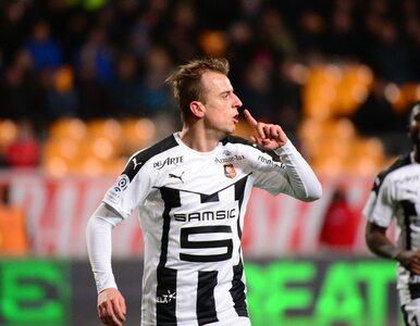 Legia chciała Grosickiego. Rennes nie puściło Polaka