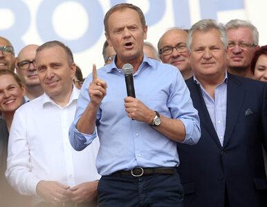 Tusk ruga KO: Opozycja powinna być bezwzględna wobec władzy