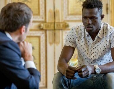 """""""Spiderman"""" z Mali uratował dziecko. Macron nadał imigrantowi honorowe..."""