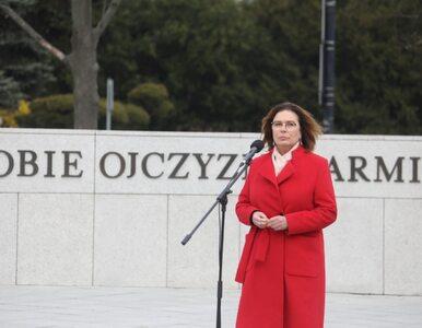 Tymczasowe zawieszenie kampanii Kidawy-Błońskiej. Kandydatka ogłosiła...