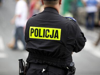 Przepychanki z policją po miesięcznicy. Zatrzymano kontrmanifestantów