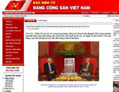 Miller, wietnamscy komuniści i ich wielkie uczucie