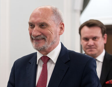 Romaszewska: Macierewicz może założyć własną partię