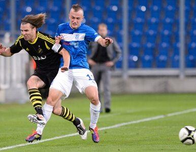 Kolejorz wygrywa, Szwedzi grają dalej. Lech-AIK 1:0