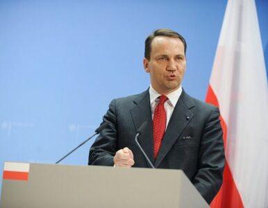 Sikorski: upoważniliśmy premiera do podpisania paktu fiskalnego