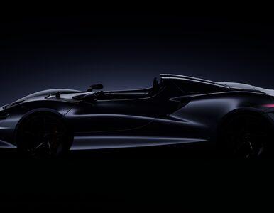 Nowy roadster McLarena. Będzie droższy niż Senna