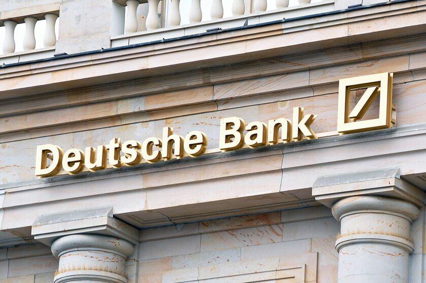 Oddział Deustche Banku we Frankfurcie