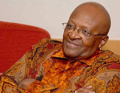 80-lecie Desmonda Tutu: Bono był, Zuma nie przyszedł