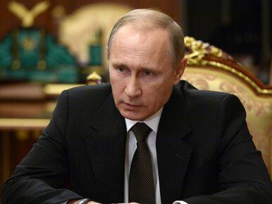 """Putin składa kondolencje po śmierci Castro. """"Wybitny mąż stanu, symbol..."""