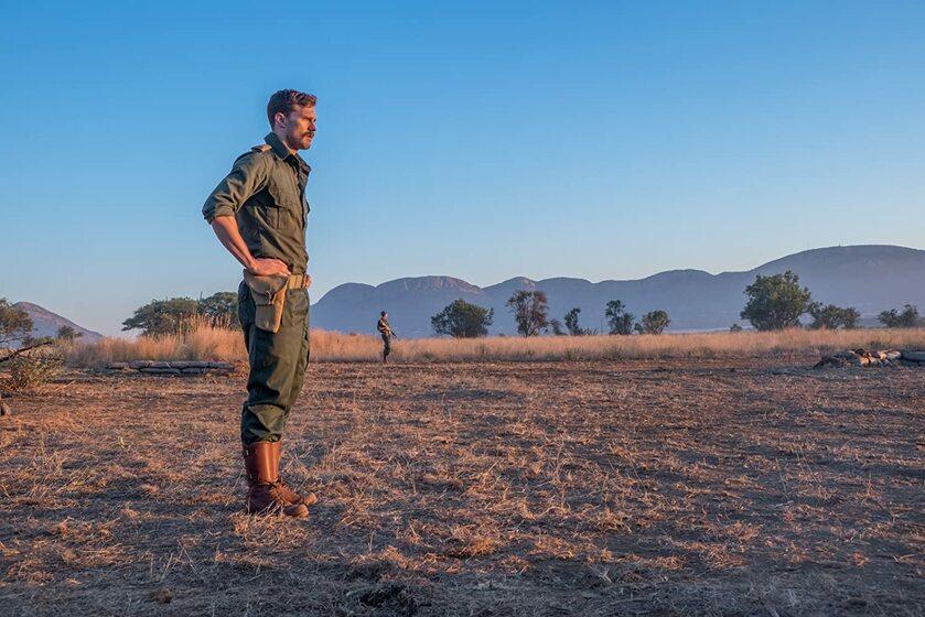 """Jamie Dornan w filmie """"Oblężenie Jadotville"""" (2016)"""