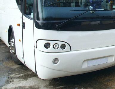 Wypadek autokaru w Czechach. 36 dzieci rannych