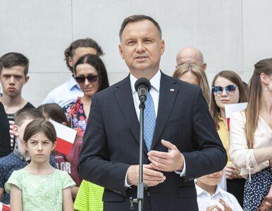 Andrzej Duda: Polska rodzina będzie żyła na coraz wyższym poziomie
