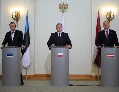 """Komorowski nie obraził się na prezydent Litwy. """"Zaproszenie dla niej..."""