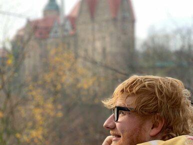 Ed Sheeran w tajemnicy pojawił się w Polsce. Co robił w naszym kraju?