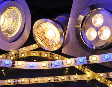 Europa stawia na oświetlenie LED. Polskie firmy zarabiają
