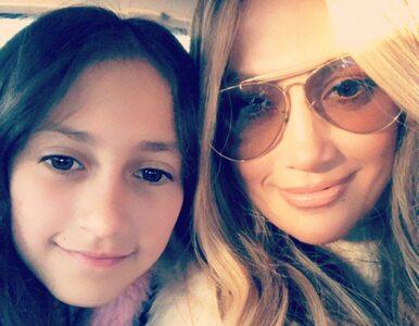 Jennifer Lopez zaśpiewała w duecie z córką. Tak zaprezentowała się 11-latka