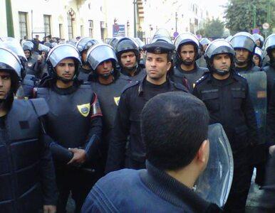 """Egipska policja i naród to jedno"""