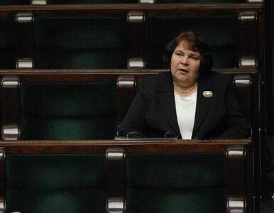 """Sobecka broni Ziobry. """"Ubolewam. To zbyt surowa kara"""""""