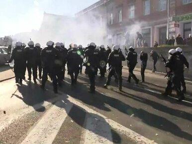 Ranni policjanci, 21 zatrzymanych. Bilans po Marszu Równości w Lublinie
