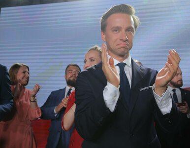 """Na kogo Krzysztof Bosak zagłosuje w drugiej turze? """"Zdania nie..."""