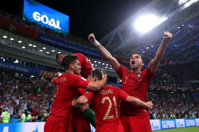 Reprezentanci Portugalii