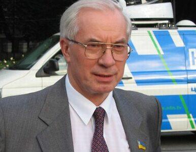 Azarow: Ukrainie grożą prowokatorzy