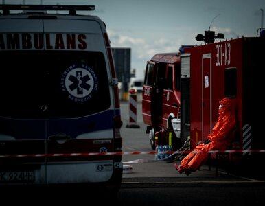 Pacjent z podejrzeniem koronawirusa uciekł ze szpitala zakaźnego....